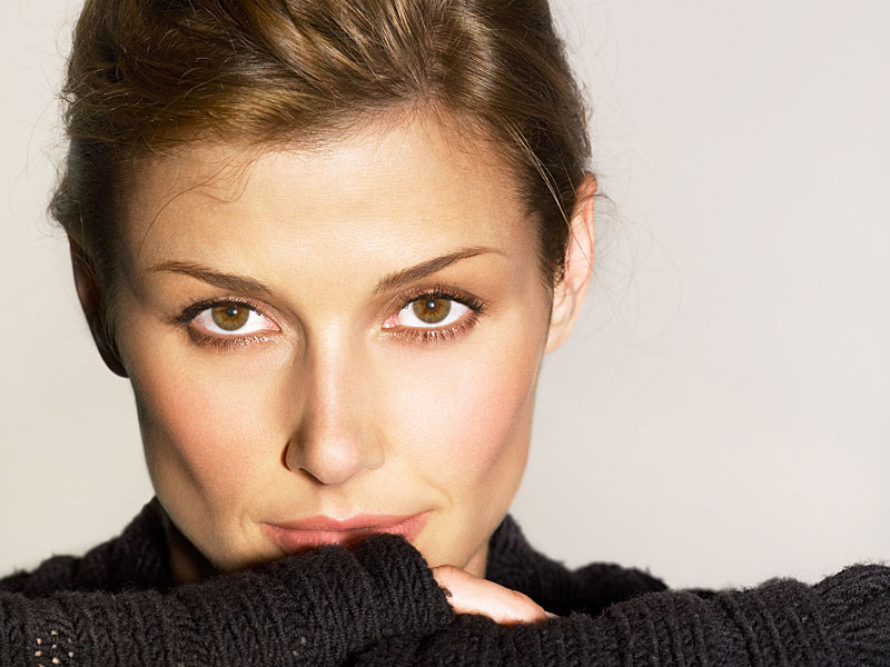 bridget moynahan will appear in print and tv campaigns for the ultra ...